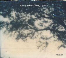 Myung Whun Chung piano CD NEW teatro La Fenice Venice Italy