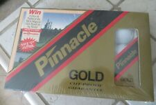 Pinnacle Gold Cut-Proof 15 Unused Packaged Golf Balls