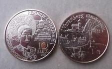 Österreichische Münzen nach Euro-Einführung aus Kupfer