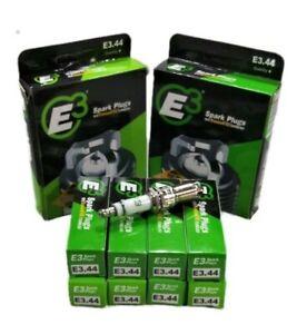 E3 Spark Plugs E3.44 Set of 8 Premium Spark Plugs DiamondFIRE - E344