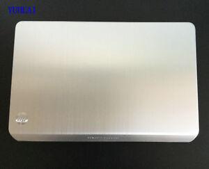 Lcd Back Cover Silver FOR HP Pavilion Envy m6-1100 m6-1200 M6-1125dx M6-1035dx