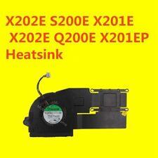 Cooling Fan Radiator For ASUS VivoBook Q200E X201EP X201EVP heatsink Cooler