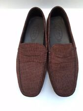 Tod's Men's Gommino Driving Shoes Size 6 1/2 UK 7 1/2 US
