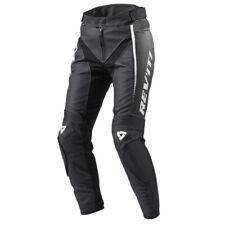 Rev'it! Xena 2 Ladies Leather Trousers Black/White