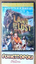 LAND OF THE LOST DVD Universal W. FERRELL Fuori Catalogo Sigillato NUOVO SC3