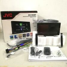 JVC KW-V820BT 6.8-inch Clear Resistive Touch Panel DVD CD USB HDMI Input