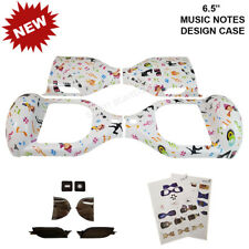 "Musica design - 6.5"" PEZZI skateboard in plastica Shell SWEG custodia 6.5 pollici Cornice UK"