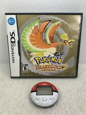 Pokemon HeartGold Version, Pokewalker, Complete Authentic No Box