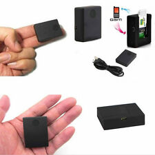 Mini Triband Auto Answer Device Sim Card Spy Ear Bug Listening Gadgets Detects