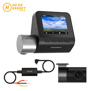 Xiaomi 70mai Smart Dash Cam Pro Plus A500 Set Rear Camera Hardware Kit Global