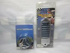 APC For 1992-2000 Honda Civic Chrome Oil Cap Battery Strap Cover Combo