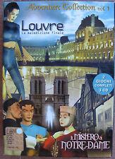 ADVENTURE COLLECTION VOL 1 CDROM VERSIONE ITALIANA