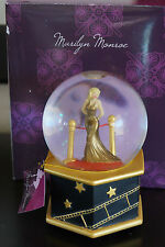 """Marilyn Monroe """"Candle in the Wind"""" Snow Globe by Westland"""