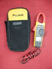 Wireless True Rms 375 Acdc Clamp Meter With Fluke Connect Compatibility And Vfd