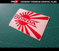 JDM LOGO HONDA civic ek eg eg5 dc2 dc5 s2000 type R integra Decal vinyl Sticker