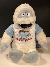 Rudolph The Red-Nosed Reindeer Bumble Abominable Snowman Build A Bear Stuffed 17