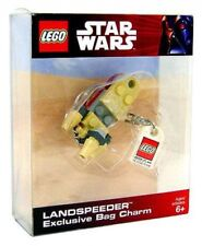 LEGO Star Wars Landspeeder Bag Charm Exclusive