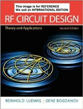 RF Circuit Design: Theory and Applications by Gene Bogdanov(Int' Ed Paperback)2e