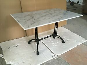 LARGE rectangle Marble Top Table 130x80 DELIVERED all Capitals not Darwin Hob SL