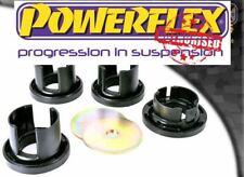 pfr69-620blk Negro Powerflex Trasero Subchasis cojinete delantero Bandeja Apto