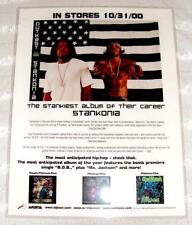 Rare In Stores 10/31/00 Unused Counter Sign Outkast Stankonia Asista Album 038