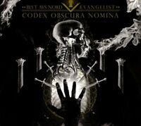 Blut Aus Nord  Aevangelist - Codex Obscura Nomina [CD]