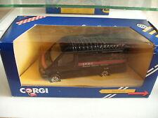 "Corgi Ford Transit ""Lynx"" in Black on 1:36 in Box"