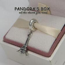 Authentic Pandora Charm 791082 Paris Eiffle Tower 925 Sterling Silver Bead