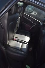 CHEVROLET CAPTIVA REAR LEATHER SEATS MIDDLE ROW BACK SEATS