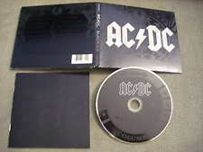 RARE LIMITED EDITION AC/DC CD Black Ice WHITE COVER Rock N Roll Train GEORDIE !