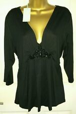 3/4 Sleeve V Neck Other Tops & Shirts Size Petite for Women