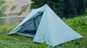 Drop + Dan Durston X-Mid Tent – Ultralight, Double Walled, Backpacking Shelter