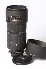 Nikon Nikkor AF 80-200mm 1:2.8 D ED