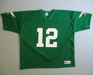 vintage Cunningham 12 Philadelphia Eagles Kelly Green Football Jersey XXL 2XL