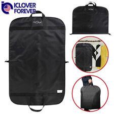 Suit Travel Bag Garment Bag Long Dress Coat Hanging Clothes Cover Dust Protector