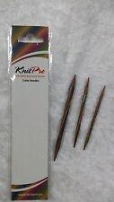 Knit Pro Symfonie Cable Needle Set x 3 N020501
