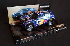 Minichamps VW Race Touareg 2005 1:43 #313 Kankkunen / Repo Dakar Rally