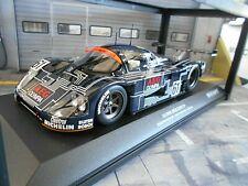 SAUBER MERCEDES BENZ Gr.C C9 C 9 Le Mans 1988 #61 Mass Baldi AEG Minichamps 1:18