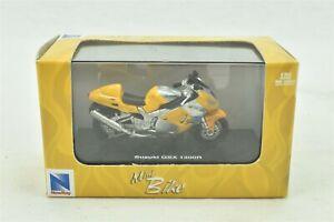 New Ray Mini Bike Suzuki GSX 1300R Scale 1:32