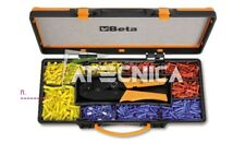 Pinza capicorda Beta Tools 1608/C9T kit casseta assortimento 450 pz  capicorda