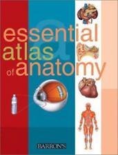 Essential Atlas: Essential Atlas of Anatomy by Parramon Studios Staff (2001,...