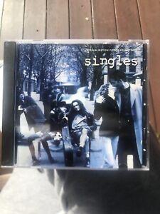 SINGLES 1992 SOUNDTRACK Pearl Jam Alice Smashing Jimi Hendrix Chris Cornell BONE