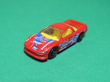 Majorette N°220 Honda NSX #26 sport competition rally 1/60 red diecast car