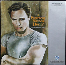 Laserdisc A Streetcar Named Desire Marlin Brando Vivien Leigh Karl Maldin