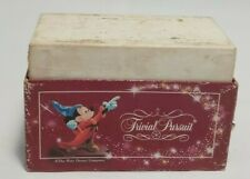 Trivial Pursuit Featuring Magic Of Disney Family Edition Card Set Kids
