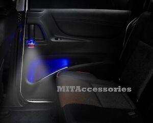 MIT Toyota SIENTA 2016-on LED interior back door handle light side puddle lamp