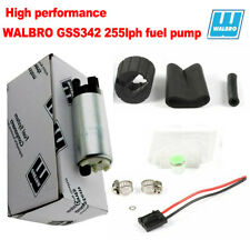 Walbro GSS342 GSS341 255LPH High Pressure PSI Intake Racing Fuel Pump- Universal