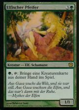 Flautista elfica foil/Elvish Piper | nm - | 9th Edition | ger | Magic mtg