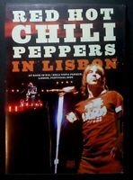 RED HOT CHILI PEPPERS in Lisbon (Portugal 2006) DVD ROCK HEROES 2008