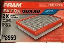 FRAM CA8969 EXTRA GUARD AIR FILTER  2X ENGINE PROTECTION